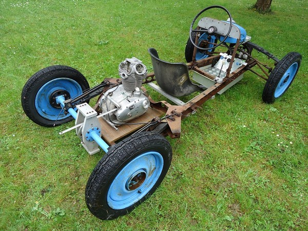 FILTRE chassis simca 5