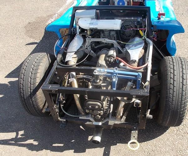 FILTRE moteur GT 26