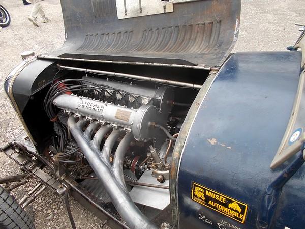 Amilcar moteur FILTRE