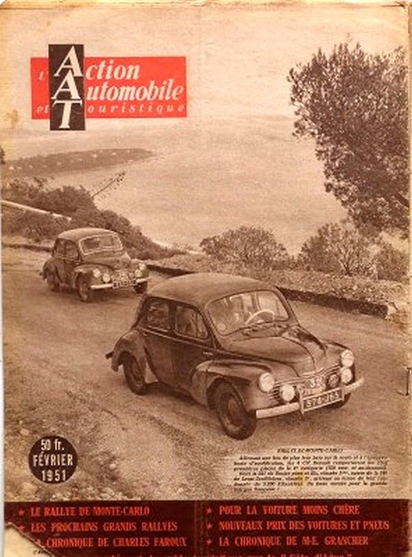 FILTRE AAT février 1951-1