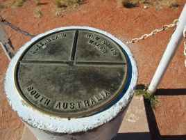 the corner peg on NSW Outback Warrumbungles Silo Art Corner Country Mungo Broken Hill Tour 14 days