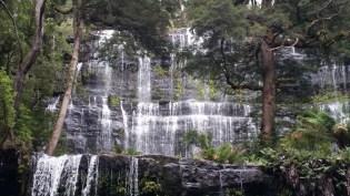Tasmania Wilderness Explorer Tour Russell Falls