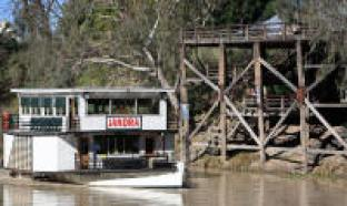 Darling River cruise and tours from Broken Hill