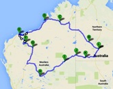 western-deserts-tour-map