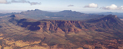 Wilpena Pound Tours