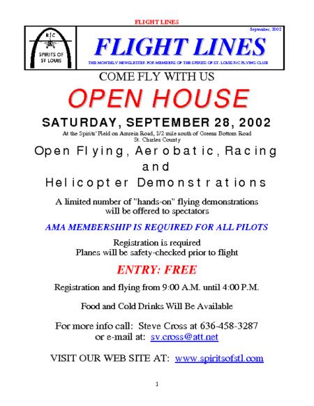 Flight Lines (September-2002)