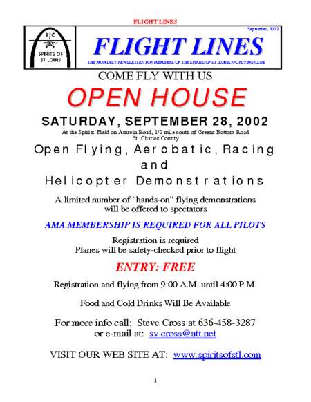 Flight Lines (September-2002)