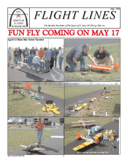 Flight Lines (May-2003)