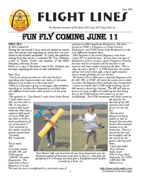 Flight Lines (June-2005)