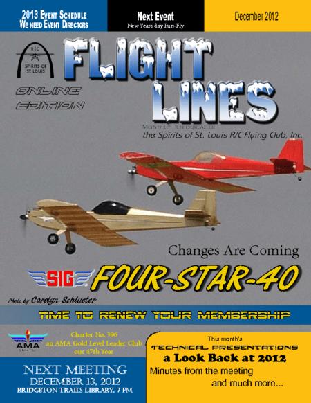 Flight Lines (December-2012)