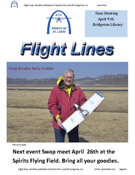 Flight Lines (April-2014)