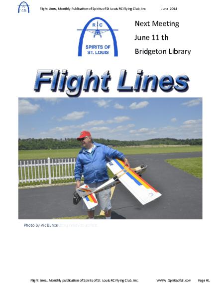 Flight Lines (June-2014)