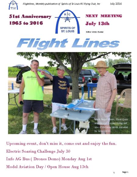 Flight Lines (July-2016)