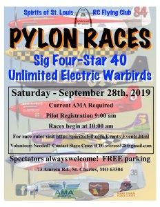 Pylon Racing