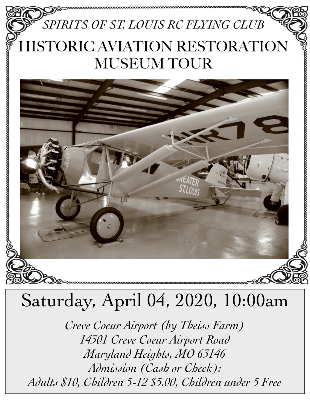 Historic Aviation Tour