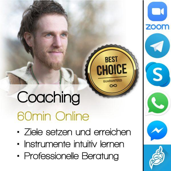 Grafik für Coaching 60min