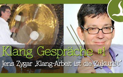 Klang-Gespräche #1 mit Jens Zygar und SpiritSoundArt
