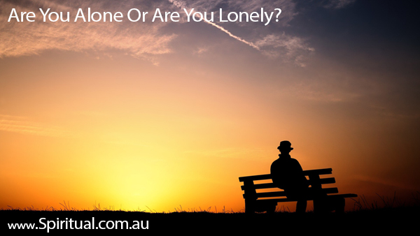 being alone vs loneliness