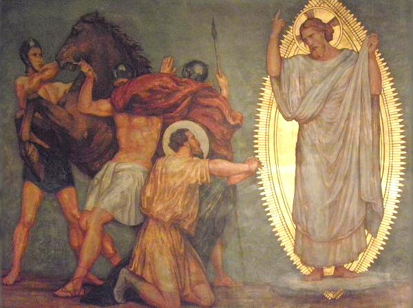 Image result for the conversion of st paul