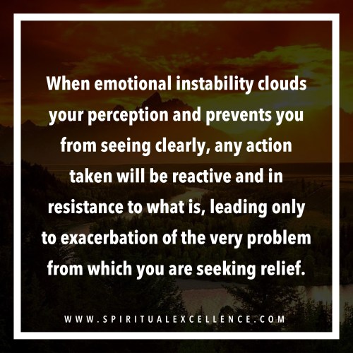 How to Process Negative Emotions: Acknowledge