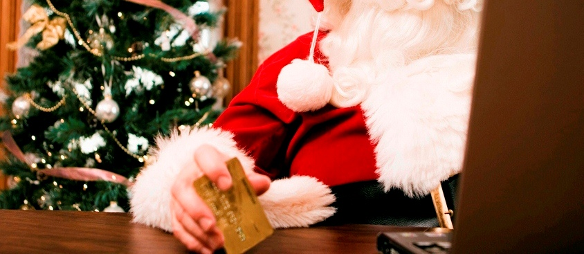 Is too much Christmas shopping spoiling your health?