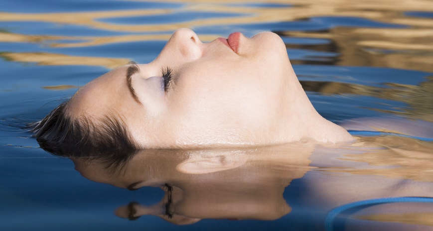 Keep thought buoyant! It's good for your health.