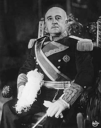 SpanishdictatorFranciscoFranco