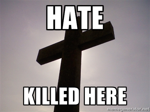hate killed