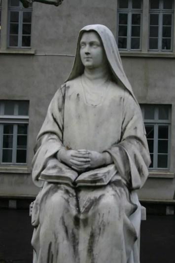St. Bernadette of Lourdes (photo by Lori Erickson)