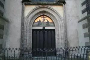 95 Theses Door in Germany