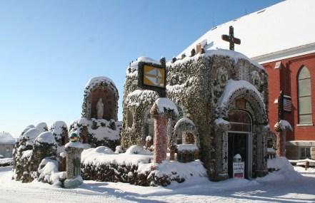Dickeyville Grotto, Dickeyville, Wisconsin