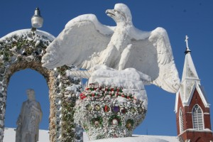 Dickeyvill Grotto, Wisconsin