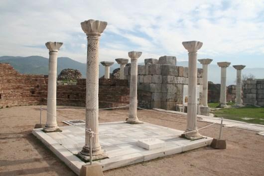 Ephesus, Turkey, Basilica of St. John