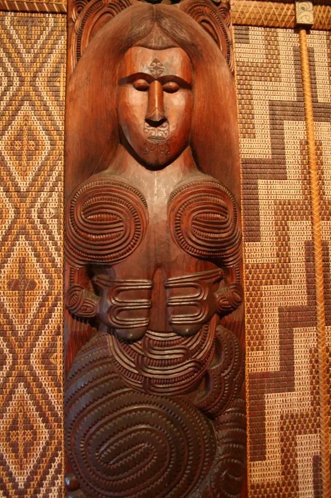 Strong Maori Women Spiritual Travels