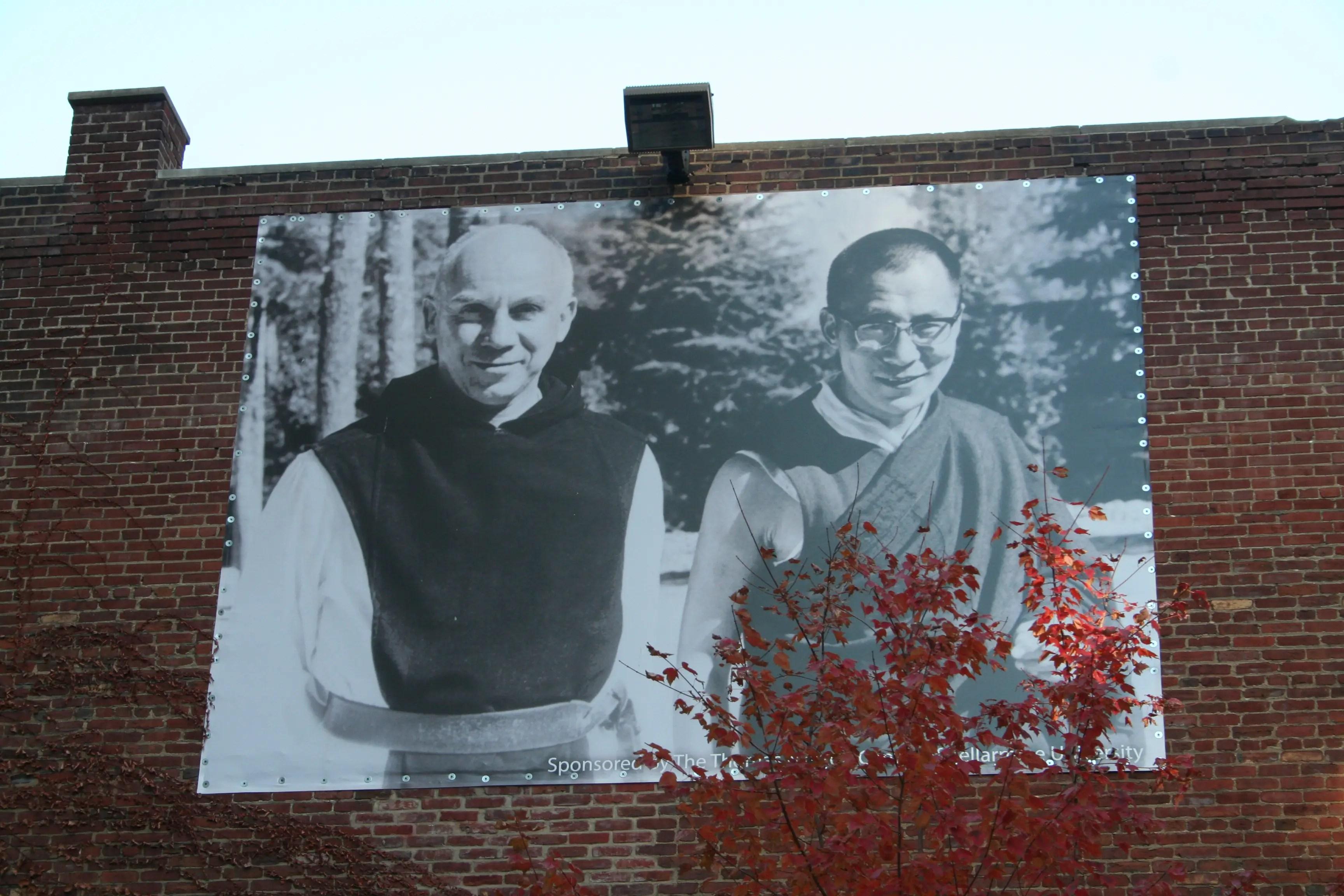... Louisville of Thomas Merton and the Dalai Lama (Lori Erickson photo
