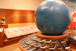 Independence Mormon Visitors Center (photo by Bob Sessions)