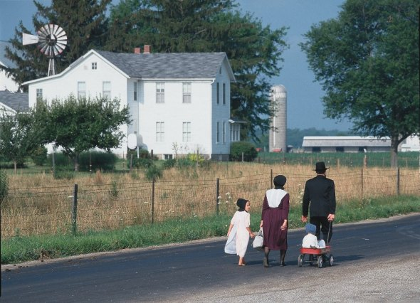 Northern Indiana is one of the best places in the U.S. to learn about Amish culture and traditions. (photo by the Elkhart County, IN, CVB)