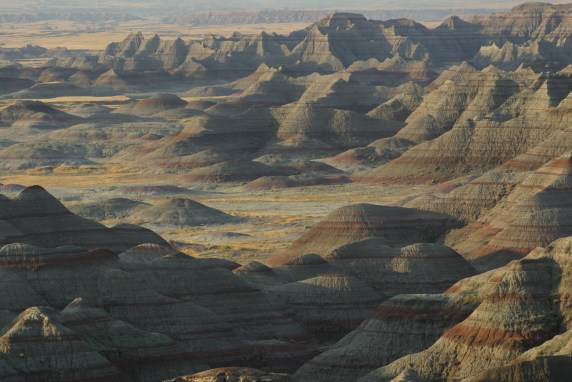 Badlands National Park in South Dakota (Lori Erickson photo)