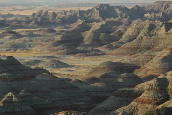 Badlands National Park in South Dakota (Lori Erickson photo)