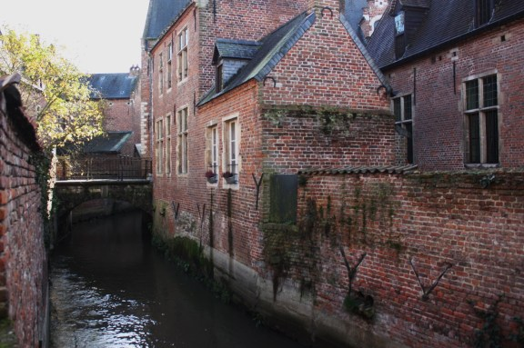 The Grand Beguinage of Leuven (Bob Sessions photo)
