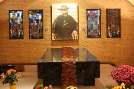 Father Damien church