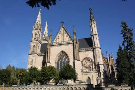St. Apollinaris Church in Remagen, Germany (Bob Sessions photo)