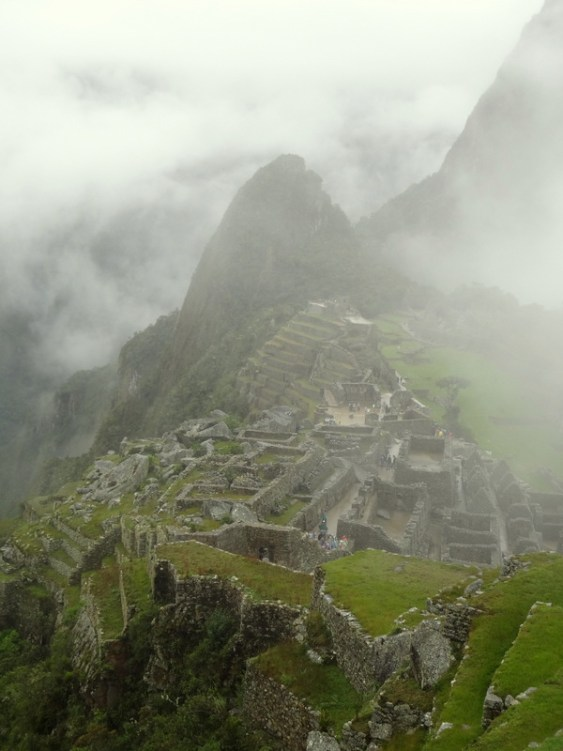 Machu Picchu is one of the wonders of the world, a perfect blend of architectural and natural beauty. (Lori Erickson photo)