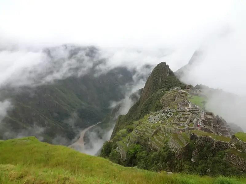 Machu Picchu, a thin place (Lori Erickson photo)