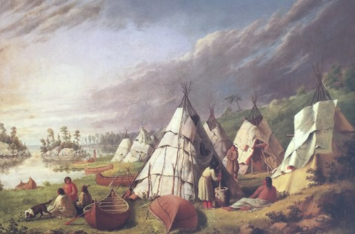 Mackinac Island'sNative American Cultural History Trail