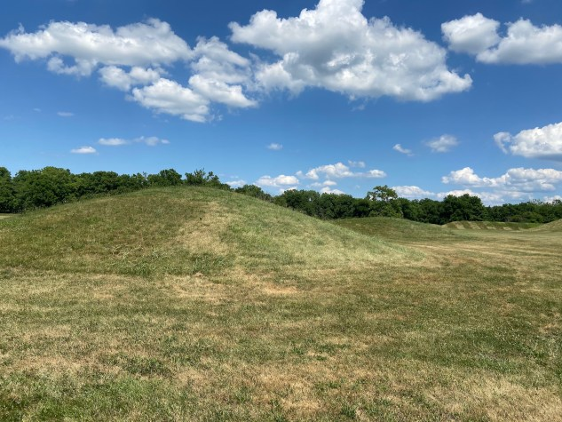 Mound City, Ohio; Hopewell Culture National Historical Park