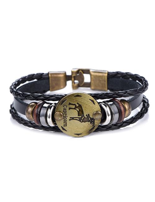 Sterrenbeeld-Armband-Steenbok