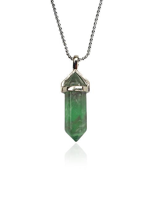 Healing-Hanger-Chakra-Natuursteen-Groen