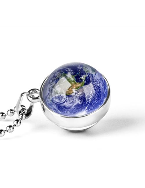 Planeten ketting Aarde