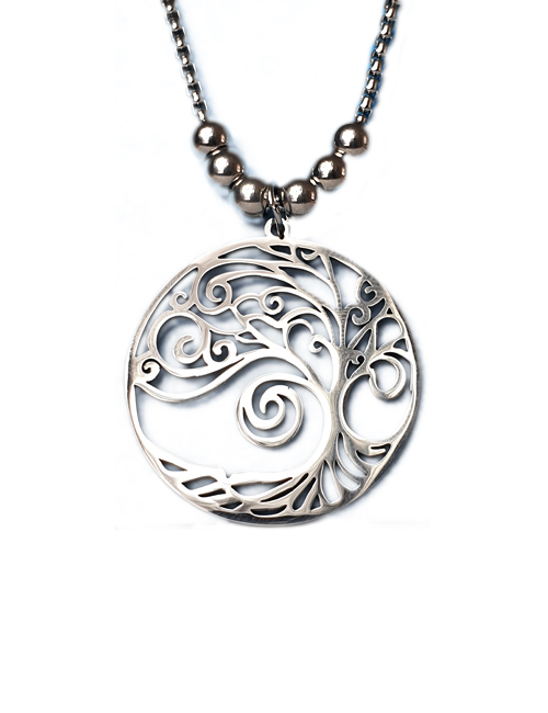 RVS Tree of Life Ketting